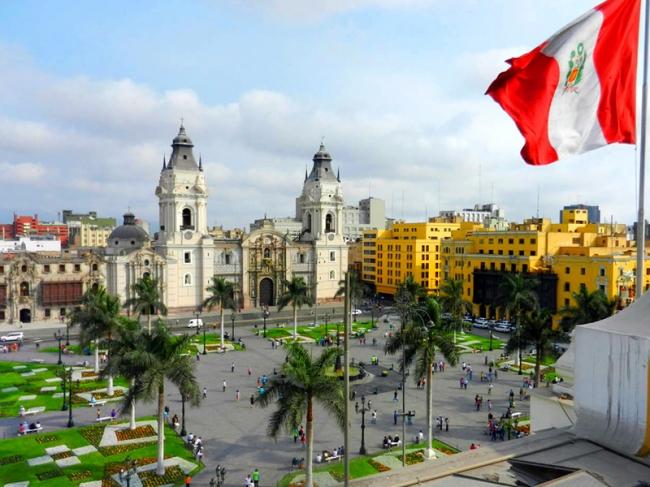 Encantos de Perú