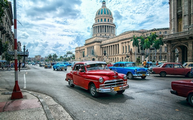 CUBA - Salida Grupal desde Asunción