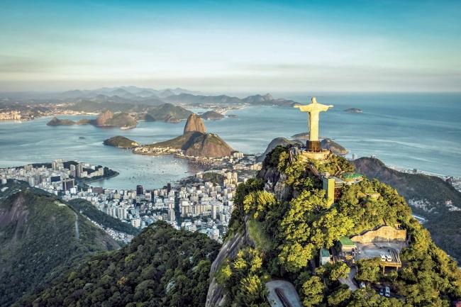 RIO DE JANEIRO - Brasil Verano 2020 desde Buenos Aires
